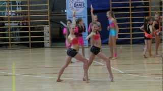 EDO Spring Cup 2013 - Saara & Heti - Disco Dance Duo Juniors