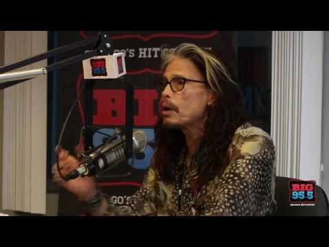 Steven Tyler  and Alabama talk Country Music and his move to Nashville