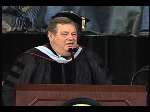 Hank Heller Recieves Honorary Degree from Montgome...