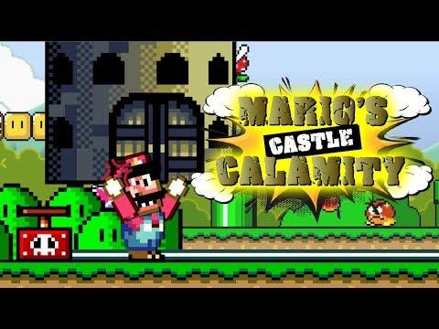Mario's Castle Calamity 2018