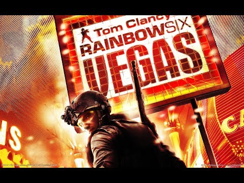Rainbow Six : Vegas - Realistic Difficulty - 22 - Nevada Dam - Irena, Top of the Dam