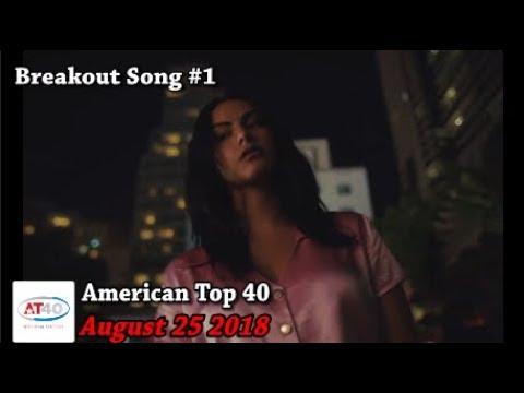 American Top 40 ~ August 25, 2018