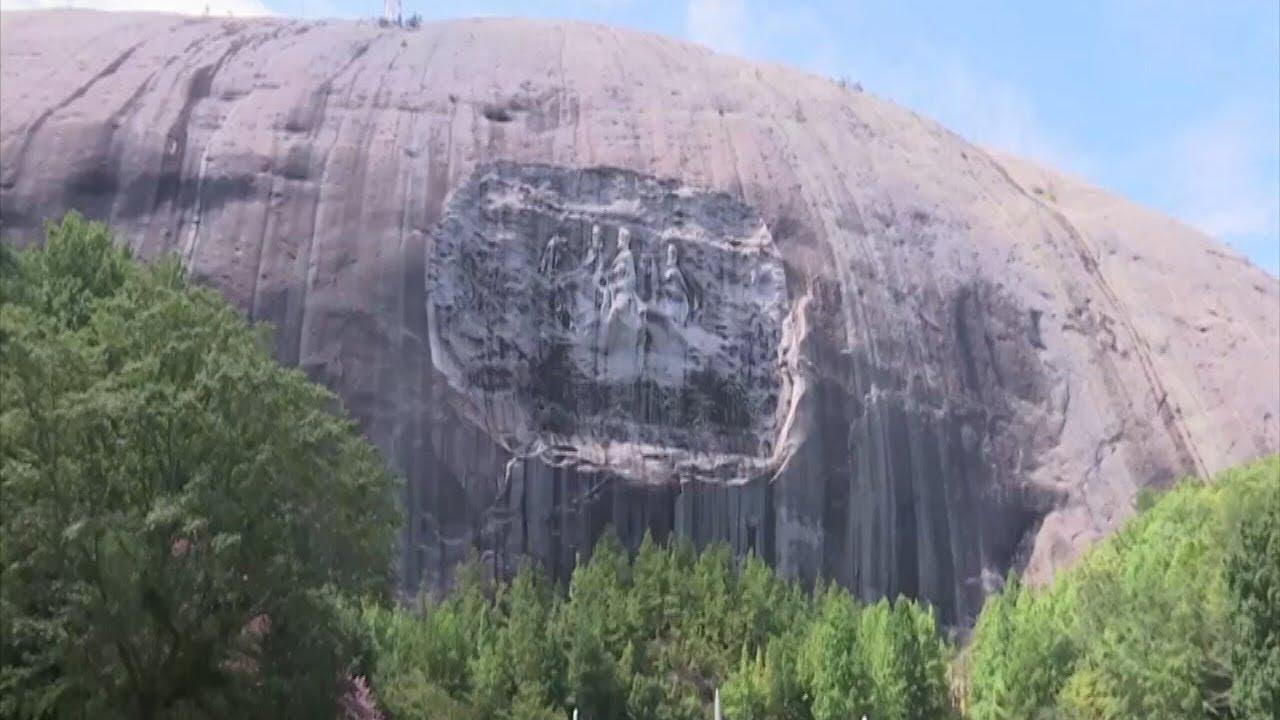 Stone mountain petition stokes controversy georgia man wants