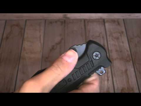 Walther P99 Knife Review