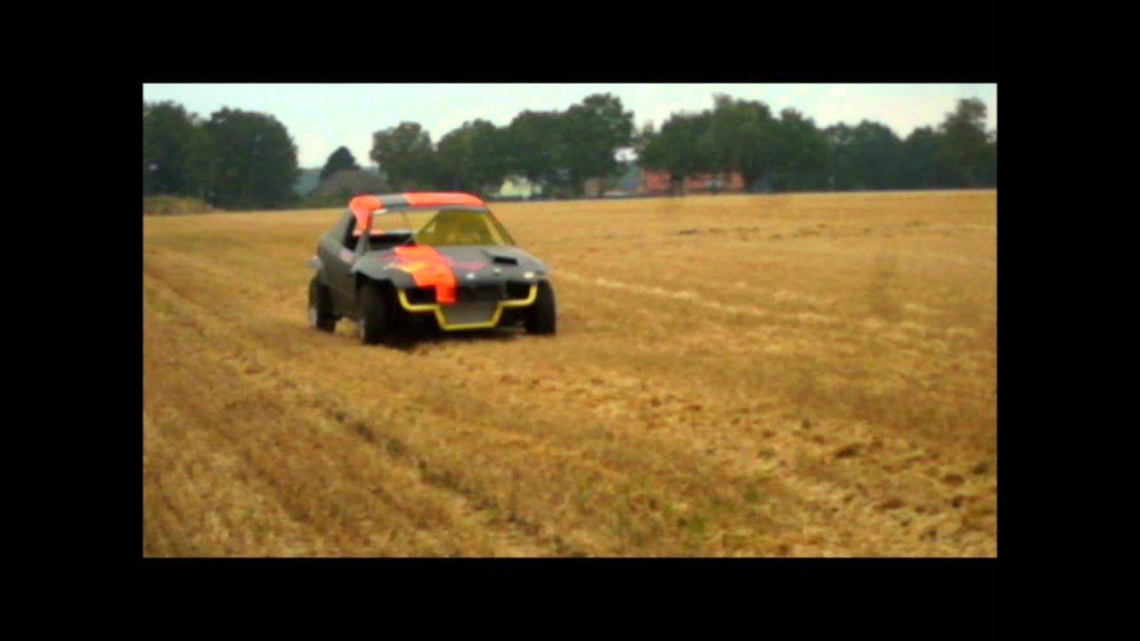 BMW e36 Autocross Test Fahrt [HD]   YouTube