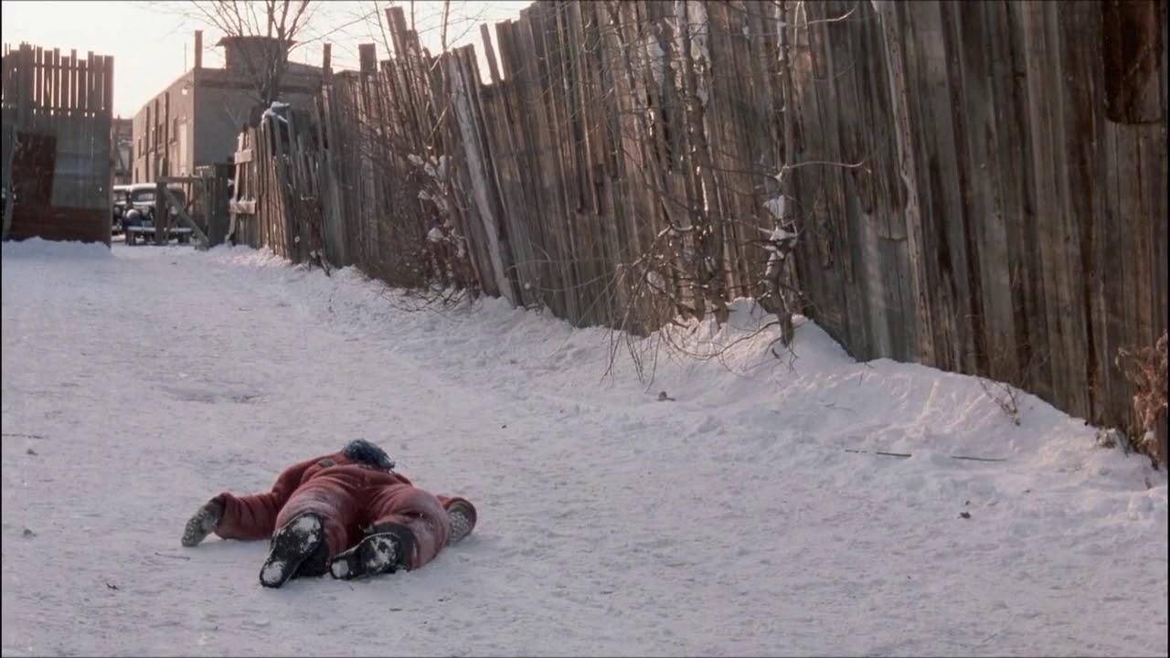 A Christmas Story Kid In Snowsuit.A Christmas Story Randy Lay There Like A Slug