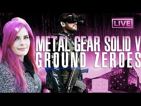 MGS V Ground Zeroes (first time playing)