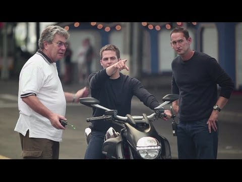 The Ryan Initiative - featurette Ducati