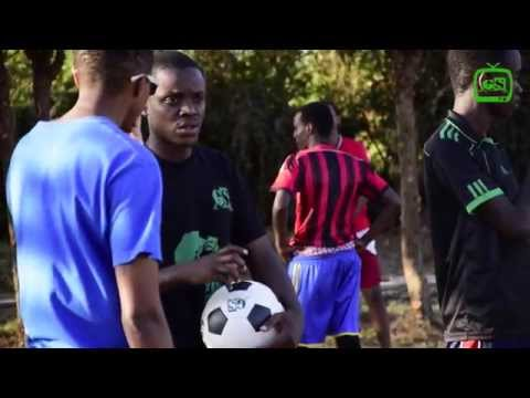 GREENSPORTS AFRICA FOOTBALL ACADEMY LAUNCH