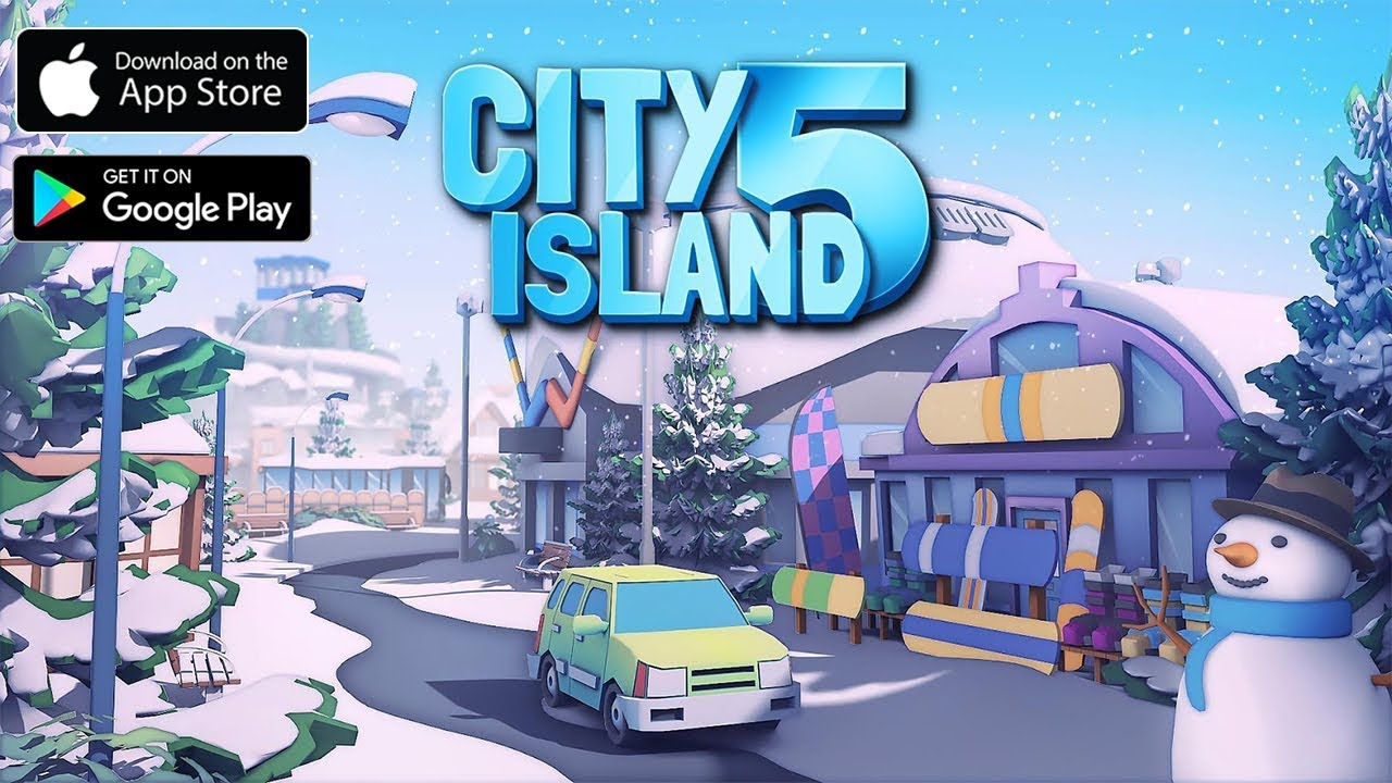 City simulation games android offline - ANDROID PLUS 1
