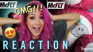 Baixar McFly - Happiness (REACTION) | Hannah Dorman