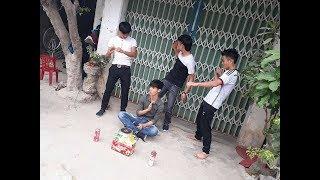 Anh Thơ Nụ - Chế siêu lầy lội - ĐTV Vlogs98