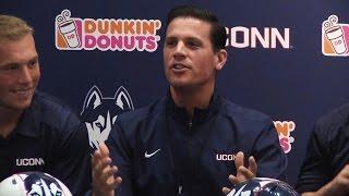 Coach Bob Diaco Announces Starting Quarterback
