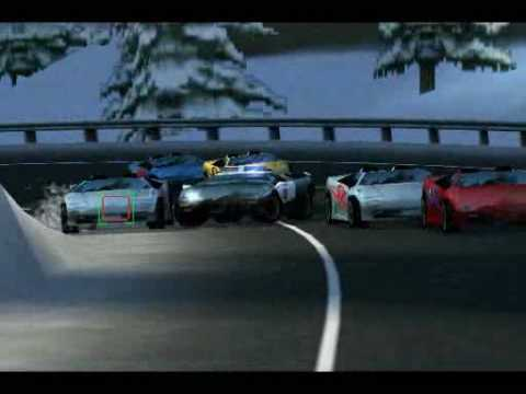 Need For Speed III: Hot Pursuit - Police Clip