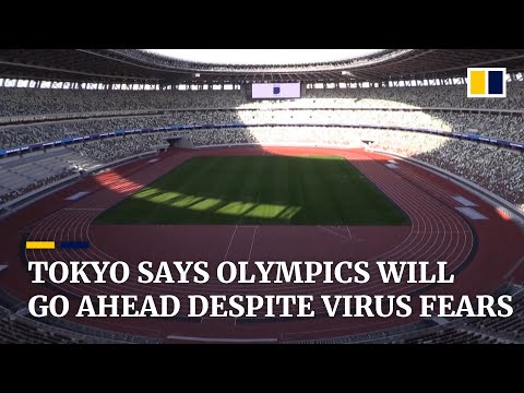 Japan says Tokyo 2020 Olympics will go ahead despite coronavirus fears