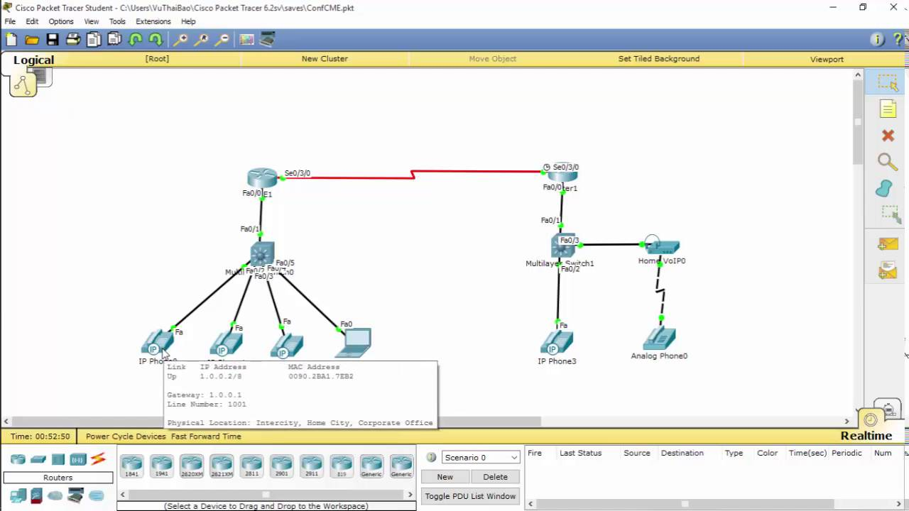 Configure CME on Cisco Router