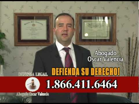 Legal Defense Attorney Oscar Valencia