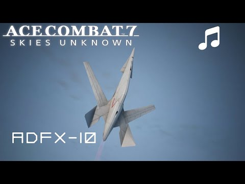 'ADFX-10' - Ace Combat 7 Original Soundtrack