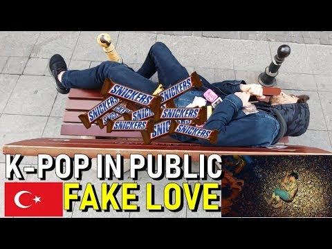 [K-POP IN PUBLIC] BTS (방탄소년단) 'FAKE LOVE'