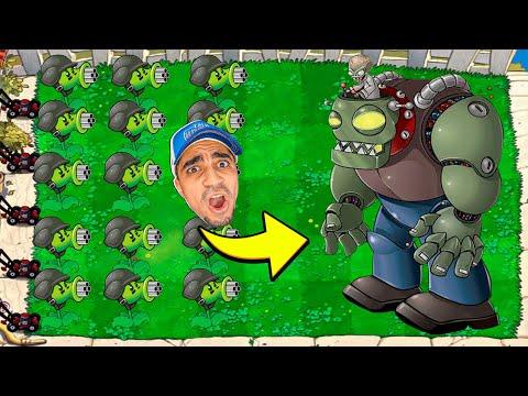 النباتات ضد الزومبي : الحلقة الاخيرة - الوحش الاخير | Plants vs Zombies !! 🌱🧟♂️