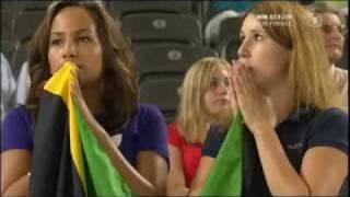2009 IAAF World Championships Women's 100M run- 10.74
