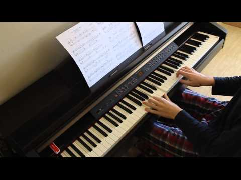 Joe Hisaishi - One Summer's Day (from Spirited Away) - Piano cover