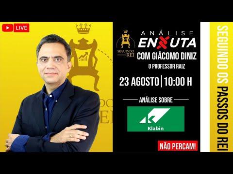 Download Analise Enxuta em destaque klabin , professor GIACOMO DINIZ