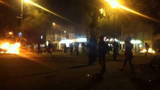 London Ealing Riots 8/8/11 - 11.30pm