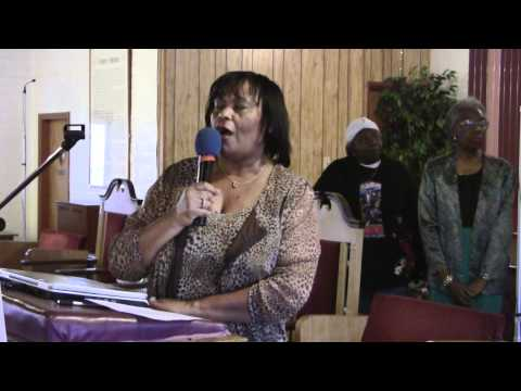 Pilgrim Rest Missionary Baptist Church - Choir