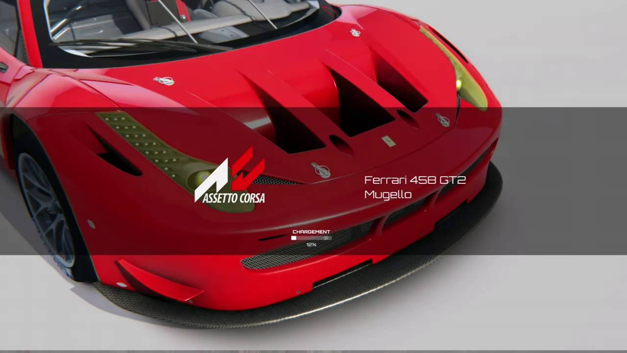 xbox one assetto corsa r glage manette youtube. Black Bedroom Furniture Sets. Home Design Ideas