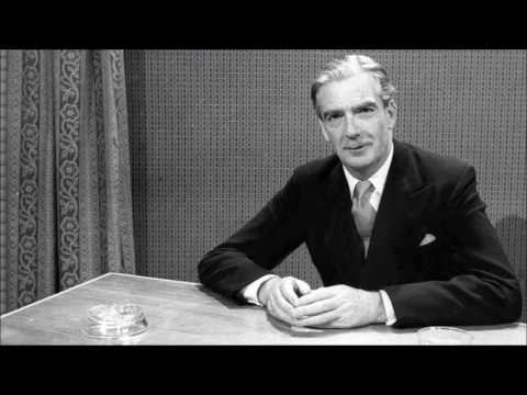 Anthony Eden - Interview on Meet the Press, NBC Radio broadcast - 1951