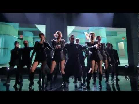 PSY - Gangnam Style (Live at the American Music Awards 2012)