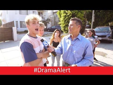 Jake Paul Sued by Neighbors? #DramaAlert Team 10 House Permanently Closed! - PewDiePie & Alex Jones!