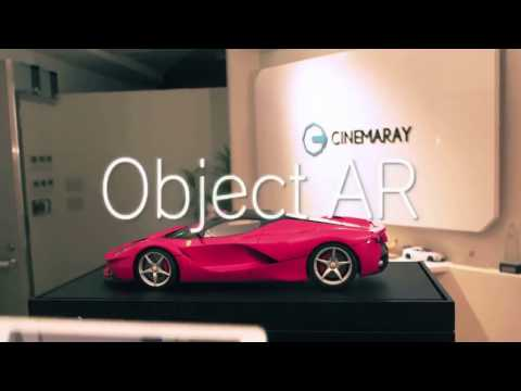 Object-Tracking AR