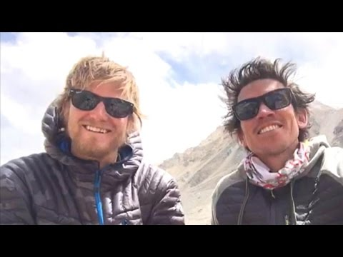 "Mt. Everest climbers on final push: ""Margin for error drops to zero"""