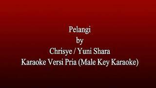 Karaoke Chrisye / Yuni Shara - Pelangi Versi Pria (Male Key Karaoke)
