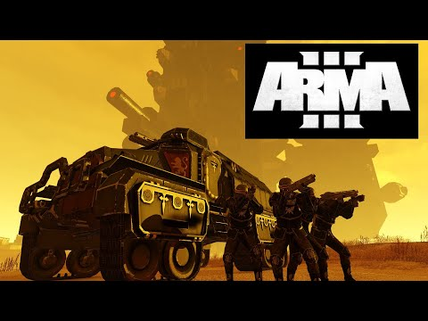ARMA 3 40k Adeptus Arbites clean up hive sector 136 |