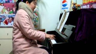 Shereen Ng Yi Ping - Ayo Mama ( Indonesian Folk Song)