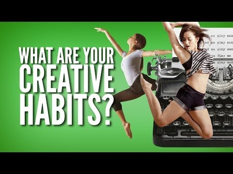 Thumbnail: What Are Your Creative Habits?