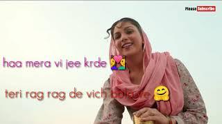 Tu mil jaaye mannat noor & happy raikoti |gagan kokri|monica gill| whatsapp status by s.a.
