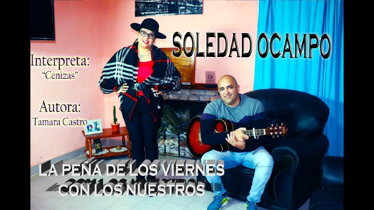 """Soledad Ocampo - """"Cenizas"""""""