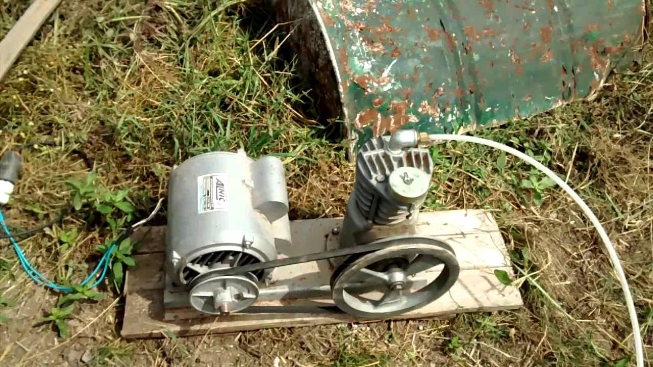 Sistema para sacar agua pozo 2 youtube - Bombas de superficie para pozos ...