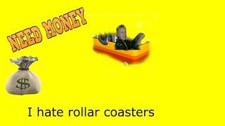 Roblox Theme Park!!!