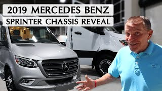 What The Mercedes-Benz Sprinter Chassis Offers RVers in 2019