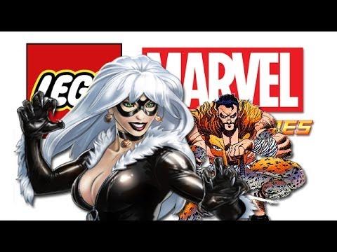 LEGO: Marvel Super Heroes - Kraven the Hunter & Black Cat ...
