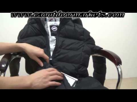Replica Canada Goose Camp Down Hoody Womens Jackets Review