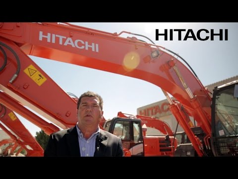 Construction challenges in harsh working conditions – Hitachi