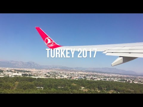 Turkey 2017 || Travel Diary ♡