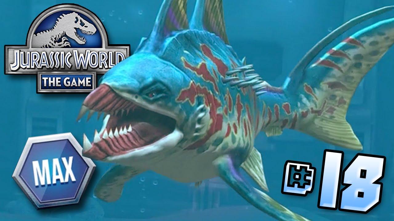 Nightmare Fuel Shark