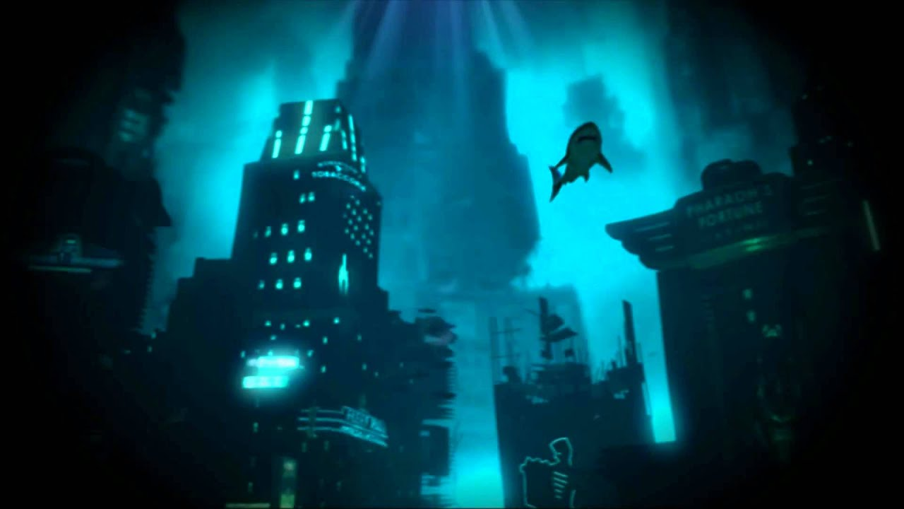 3d Moving Wallpapers For Windows 8 Free Download Bioshock Rapture Fanart By Dreamscene Org Youtube
